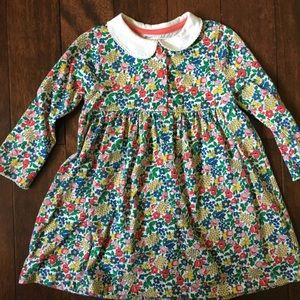 Baby Boden floral dress